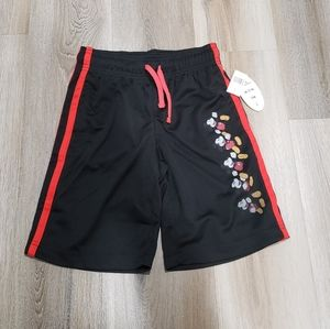 Disney shorts Mickey Mouse black 2 pockets M